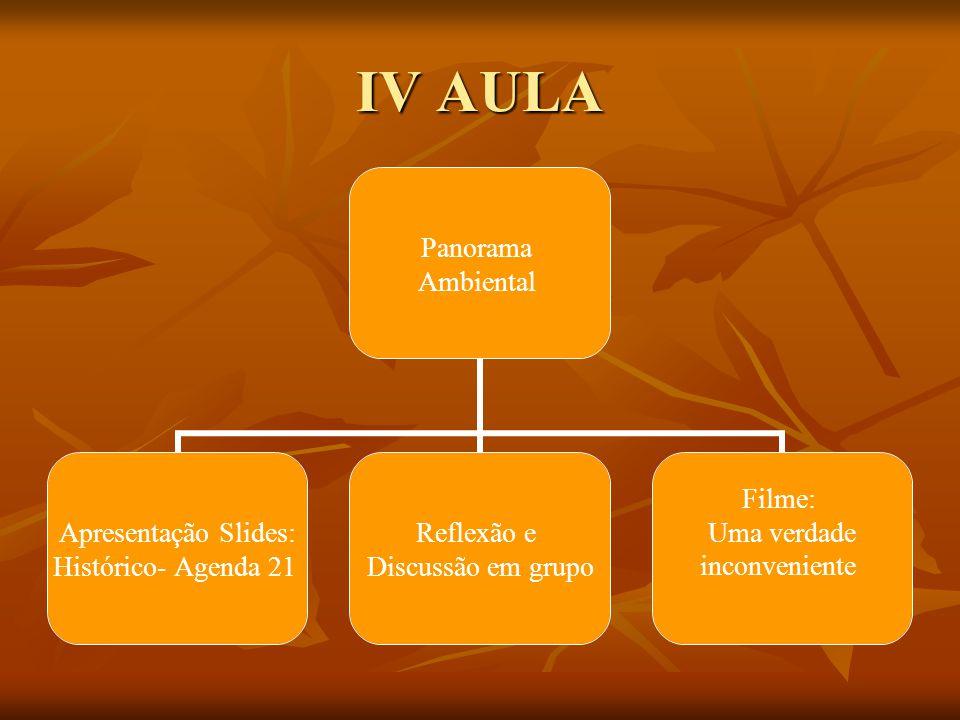 IV AULA