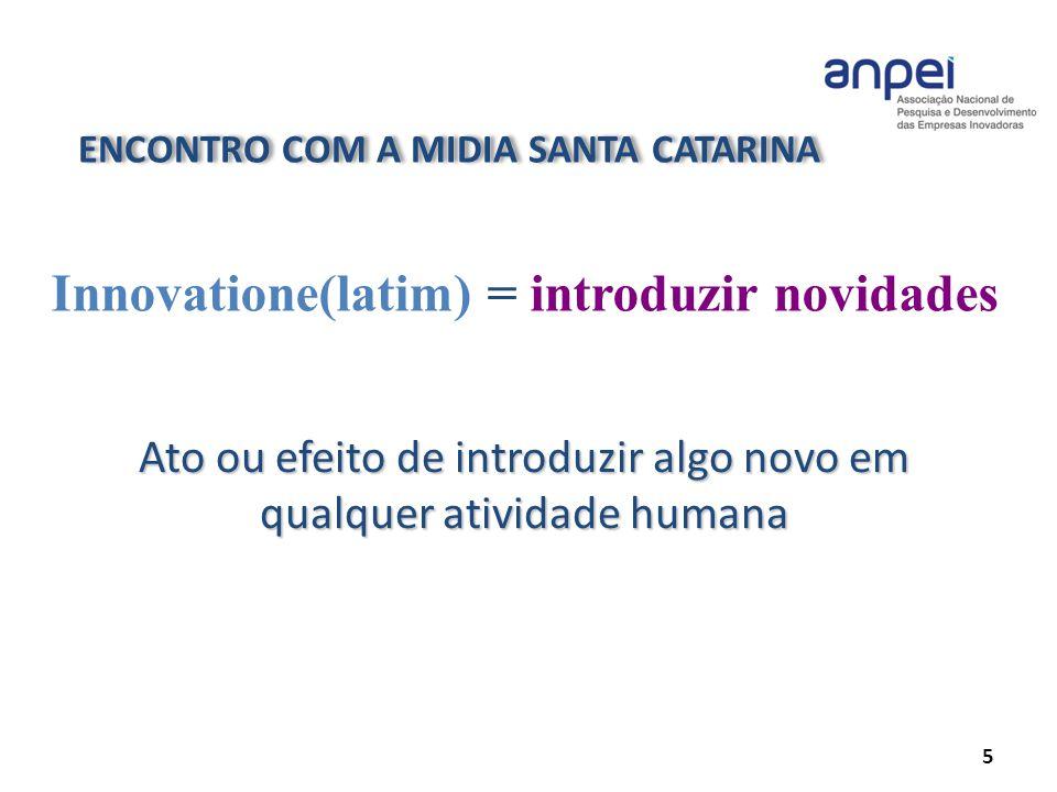 ENCONTRO COM A MIDIA SANTA CATARINA