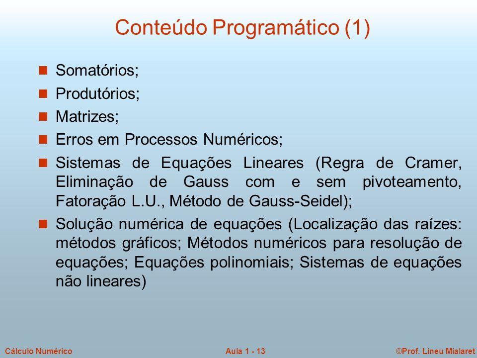 Conteúdo Programático (1)