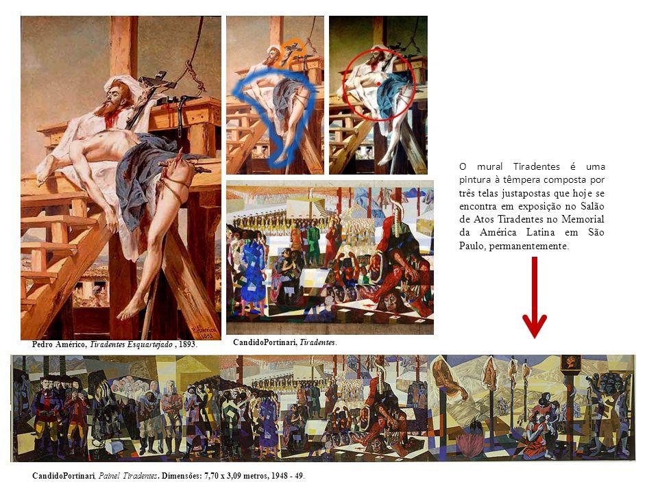 O mural Tiradentes é uma pintura à têmpera composta por três telas justapostas que hoje se encontra em exposição no Salão de Atos Tiradentes no Memorial da América Latina em São Paulo, permanentemente.
