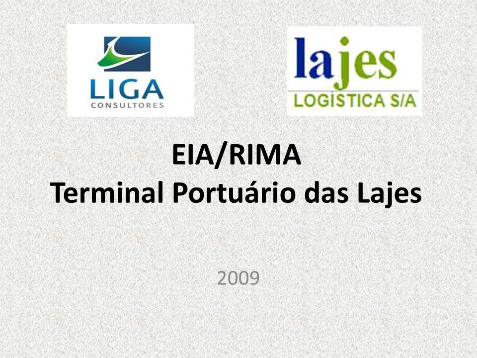 EIA/RIMA Terminal Portuário das Lajes