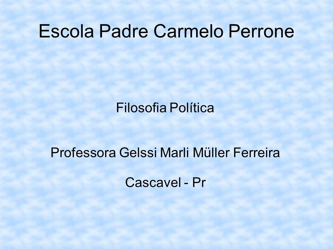 Escola Padre Carmelo Perrone