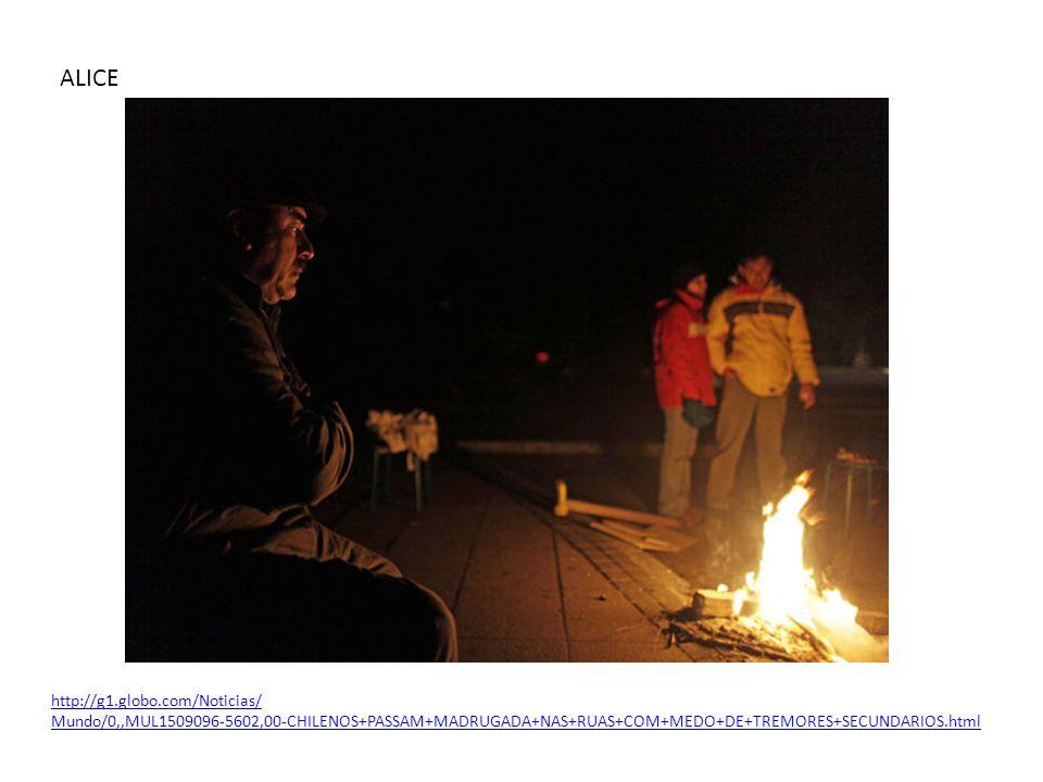 ALICE http://g1.globo.com/Noticias/