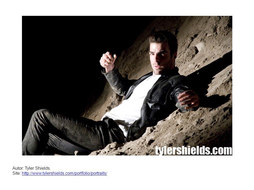 Autor: Tyler Shields. Site: http://www.tylershields.com/portfolio/portraits/