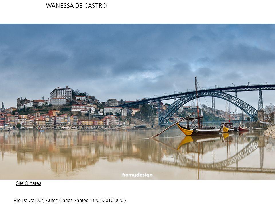 WANESSA DE CASTRO Site Olhares
