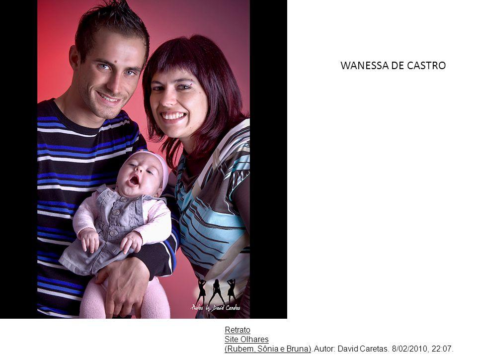 WANESSA DE CASTRO Retrato Site Olhares