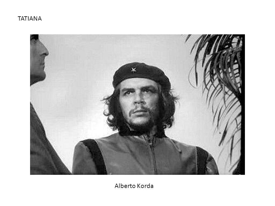 TATIANA Alberto Korda