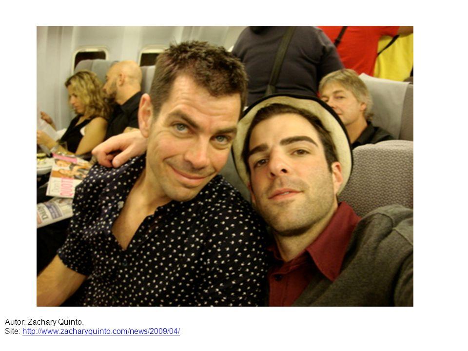 Autor: Zachary Quinto. Site: http://www.zacharyquinto.com/news/2009/04/