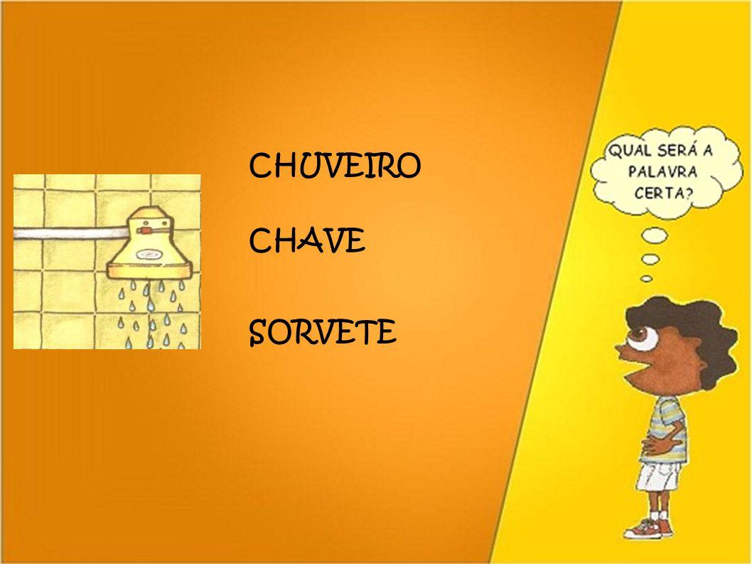 CHUVEIRO CHAVE SORVETE 15