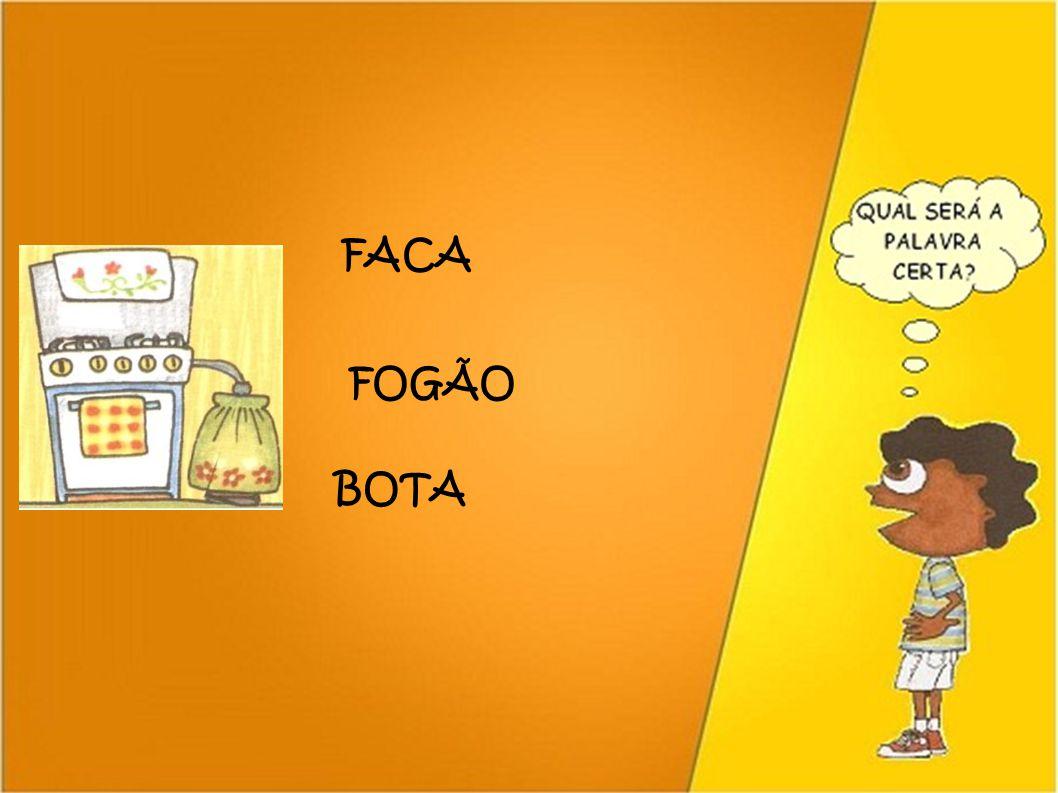 FACA FOGÃO BOTA 17