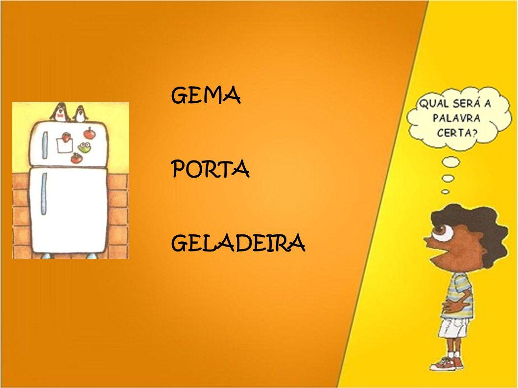 GEMA PORTA GELADEIRA 19