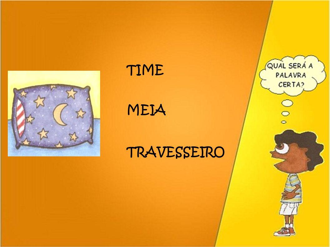 TIME MEIA TRAVESSEIRO 27