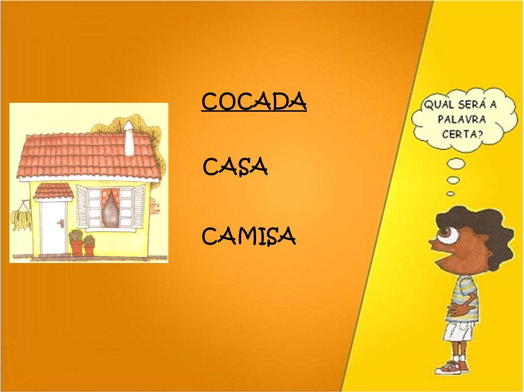 COCADA CASA CAMISA 3
