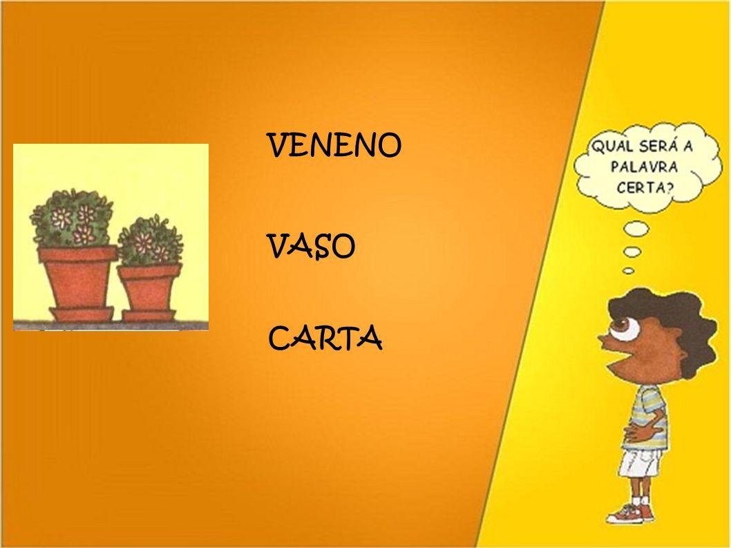 VENENO VASO CARTA 31