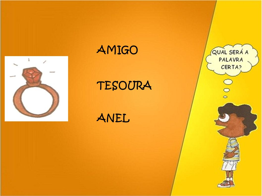 AMIGO TESOURA ANEL 33