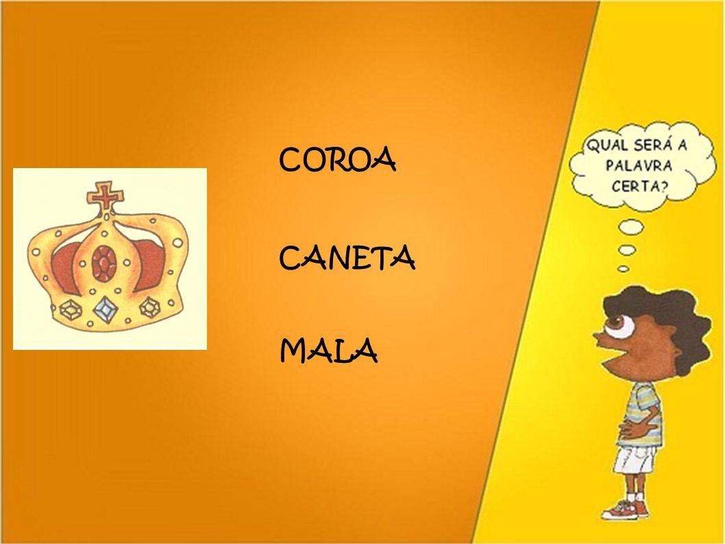 COROA CANETA MALA 35