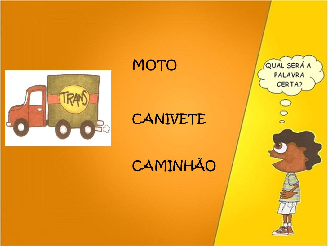 MOTO CANIVETE CAMINHÃO 45