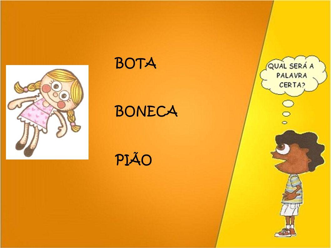 BOTA BONECA PIÃO 47