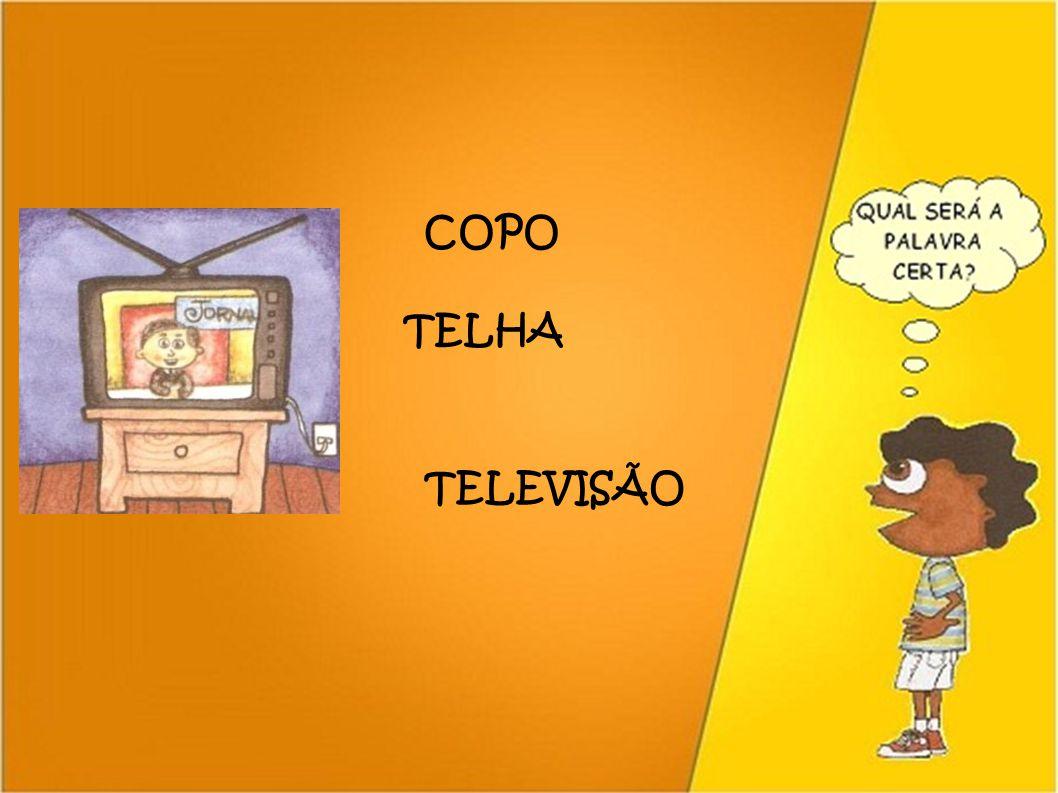 COPO TELHA TELEVISÃO 5