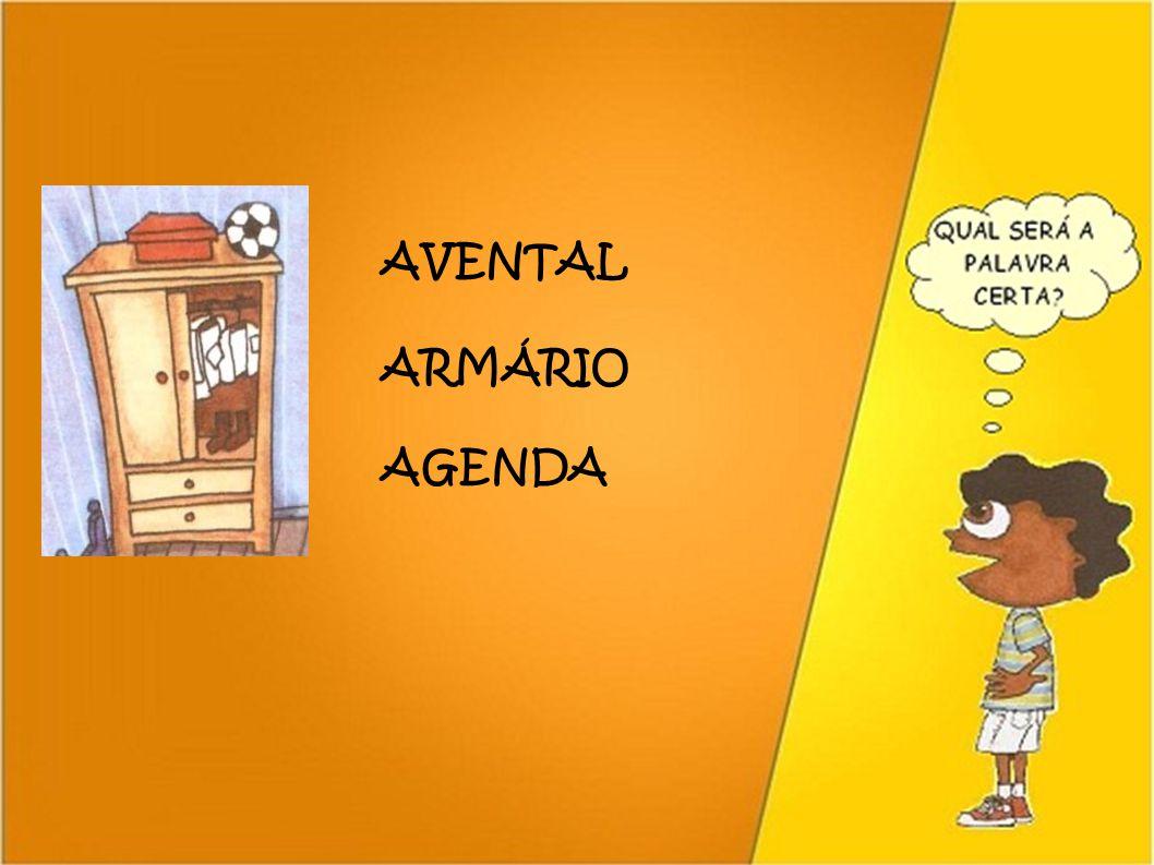 AVENTAL ARMÁRIO AGENDA 7