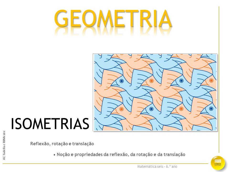 GEOMETRIA ISOMETRIAS.