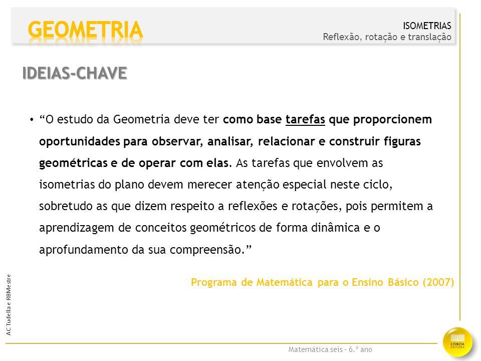 GEOMETRIA IDEIAS-CHAVE