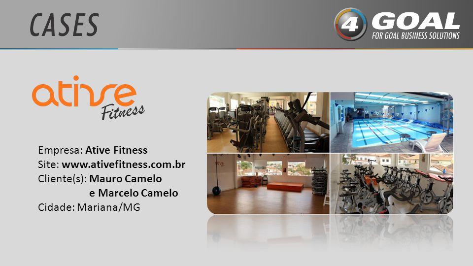 Empresa: Ative Fitness
