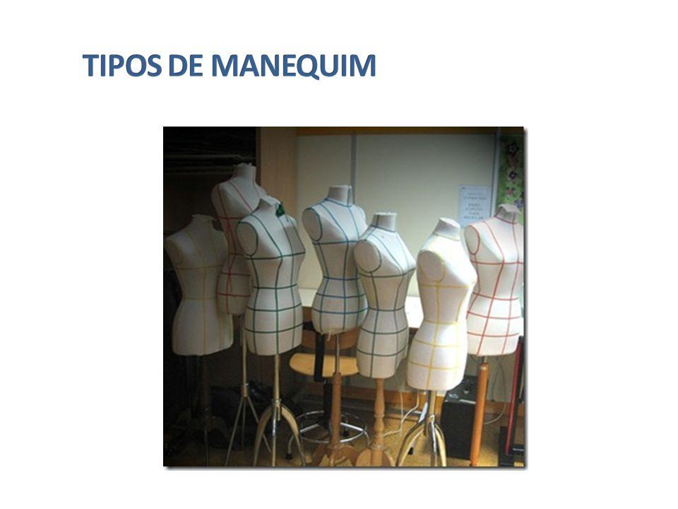 TIPOS DE MANEQUIM