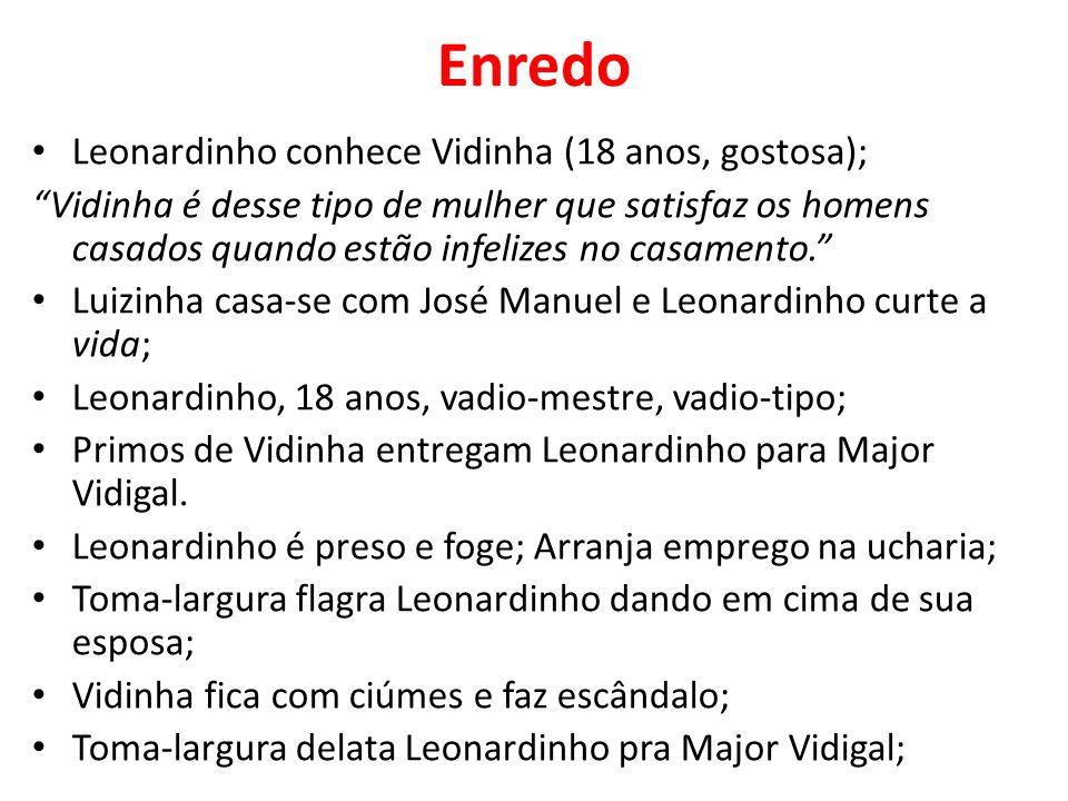 Enredo Leonardinho conhece Vidinha (18 anos, gostosa);