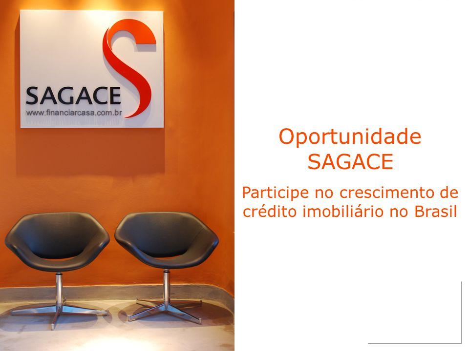 Participe no crescimento de crédito imobiliário no Brasil