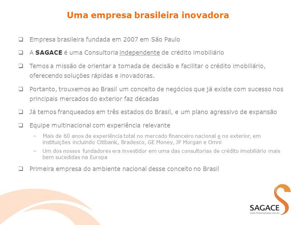 Uma empresa brasileira inovadora
