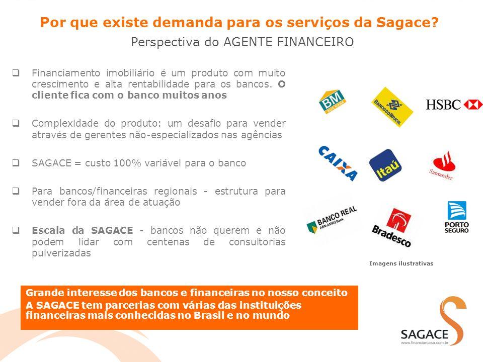 Por que existe demanda para os serviços da Sagace