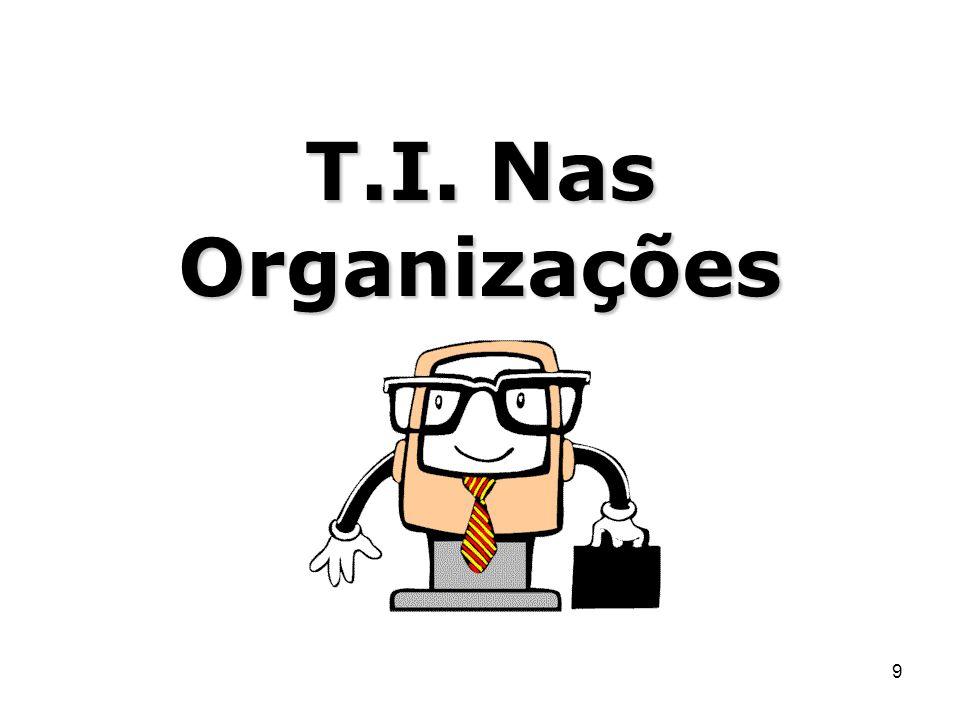 T.I. Nas Organizações
