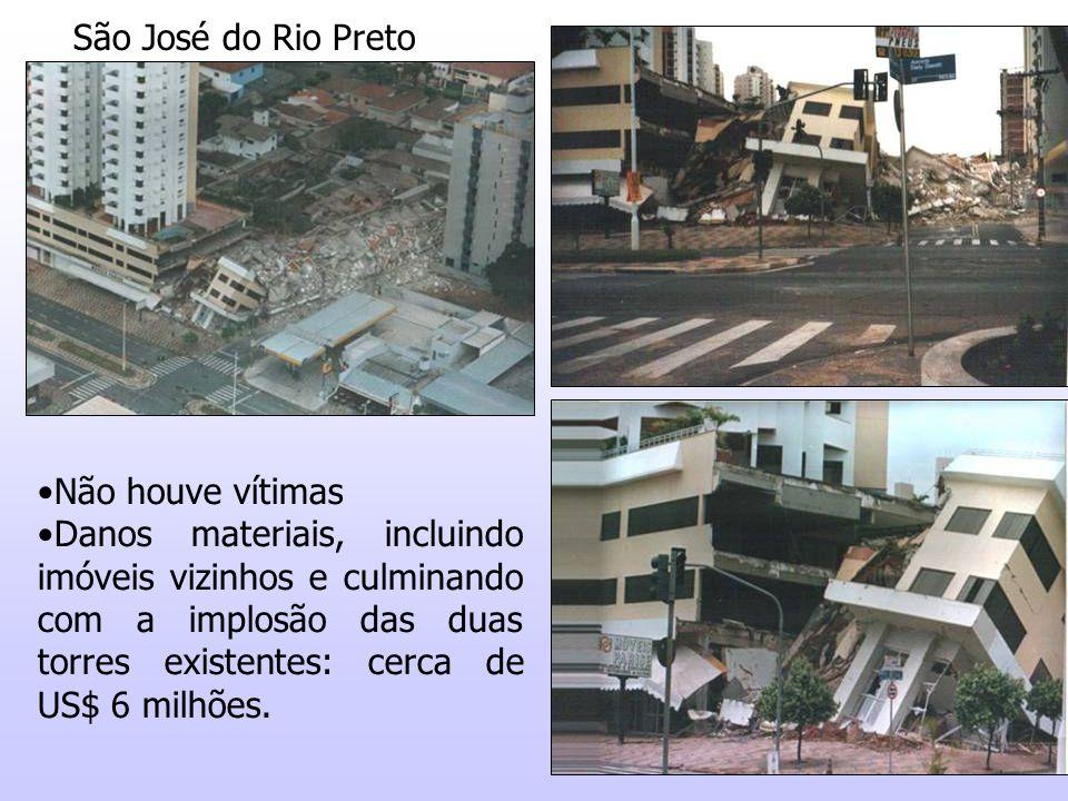 São José do Rio Preto Não houve vítimas.