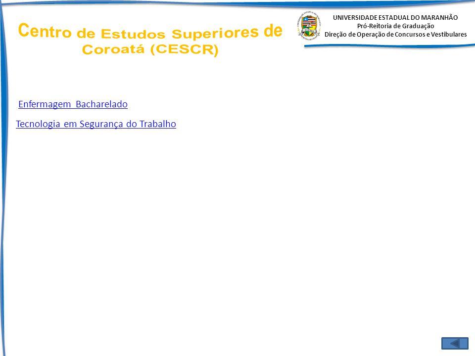 Centro de Estudos Superiores de Coroatá (CESCR)
