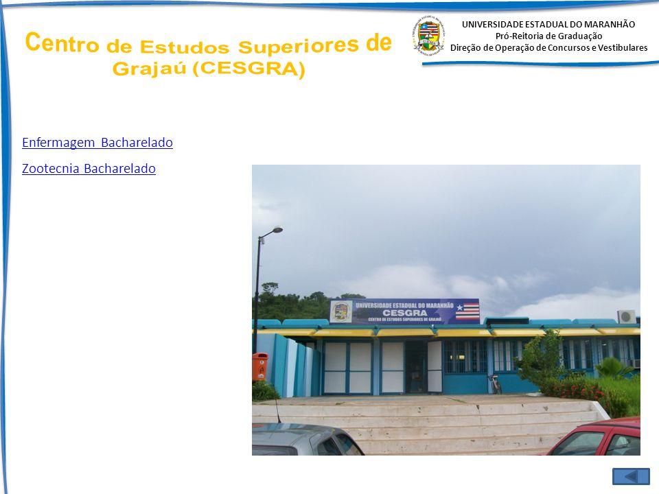 Centro de Estudos Superiores de Grajaú (CESGRA)