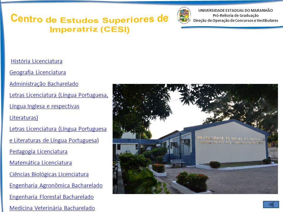 Centro de Estudos Superiores de Imperatriz (CESI)