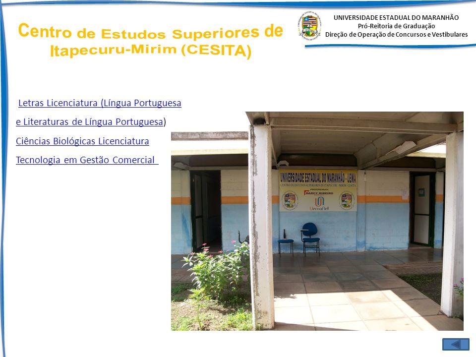 Centro de Estudos Superiores de Itapecuru-Mirim (CESITA)