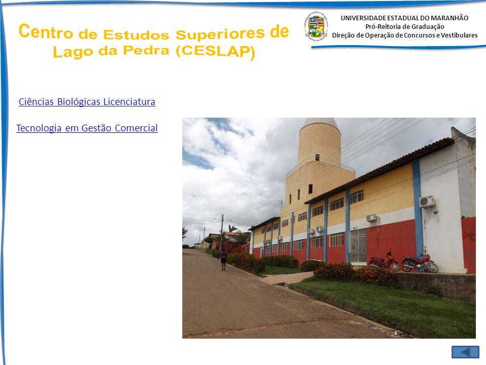 Centro de Estudos Superiores de Lago da Pedra (CESLAP)