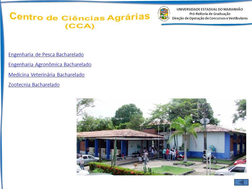 Centro de Ciências Agrárias (CCA)