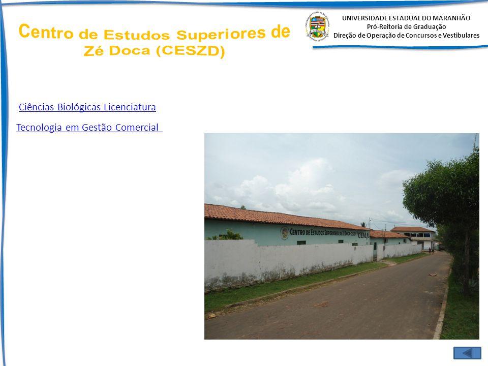 Centro de Estudos Superiores de Zé Doca (CESZD)