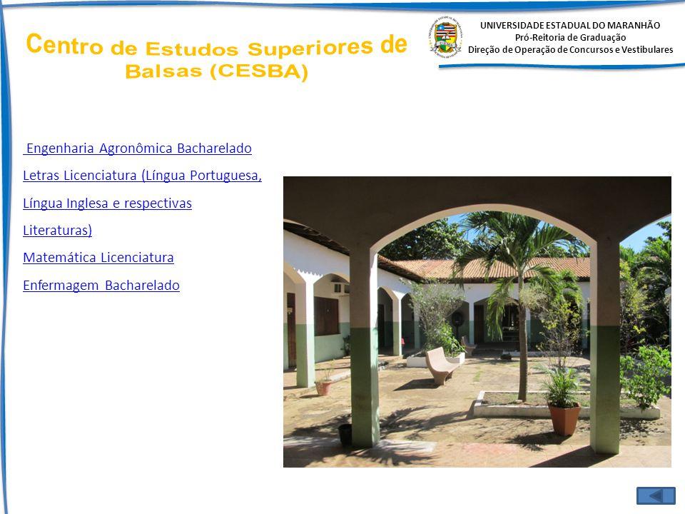 Centro de Estudos Superiores de Balsas (CESBA)
