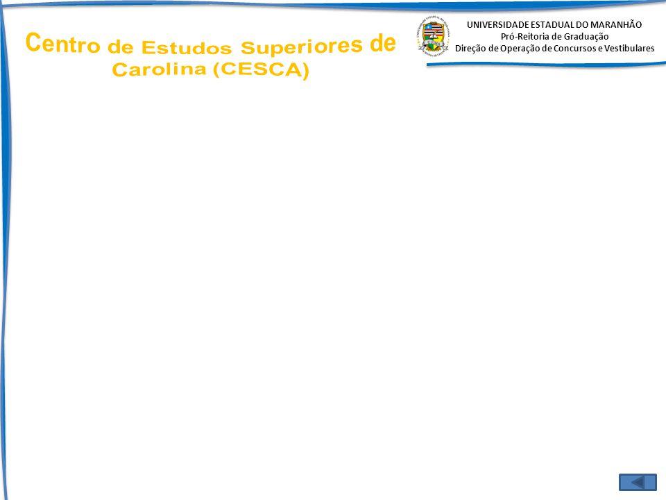 Centro de Estudos Superiores de Carolina (CESCA)