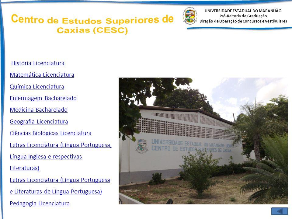 Centro de Estudos Superiores de Caxias (CESC)