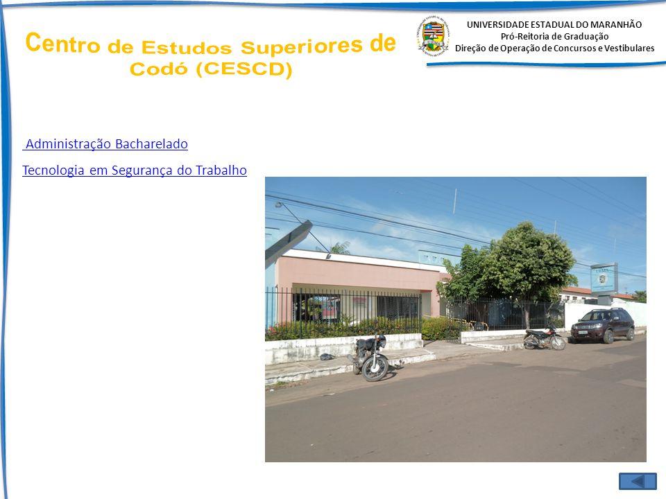 Centro de Estudos Superiores de Codó (CESCD)