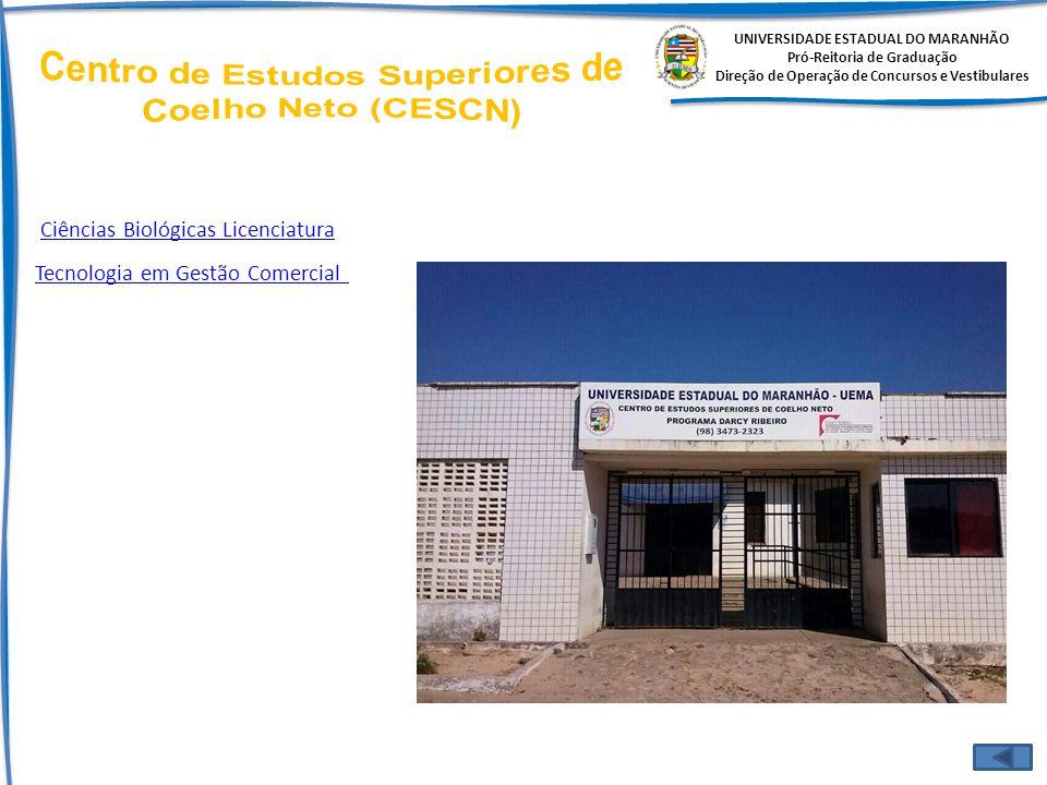 Centro de Estudos Superiores de Coelho Neto (CESCN)
