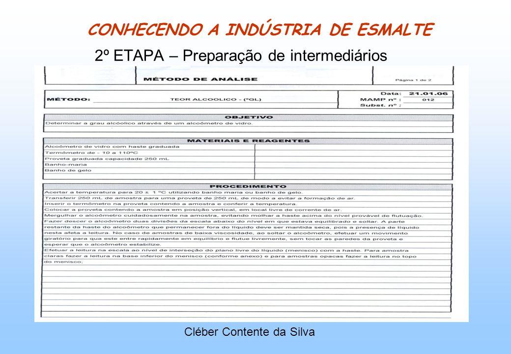 CONHECENDO A INDÚSTRIA DE ESMALTE