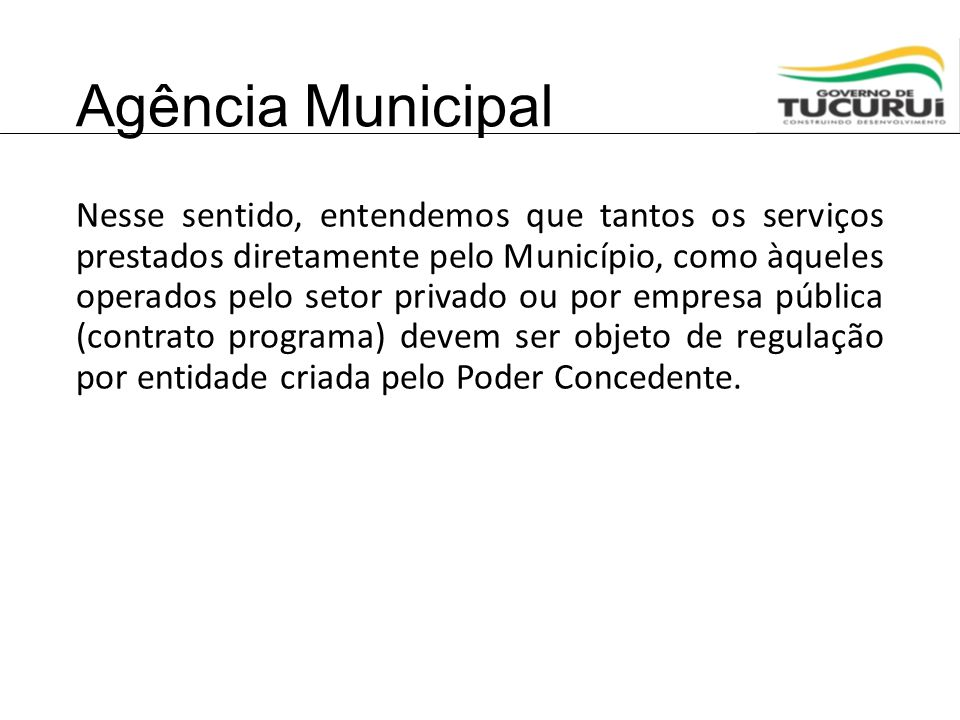 Agência Municipal