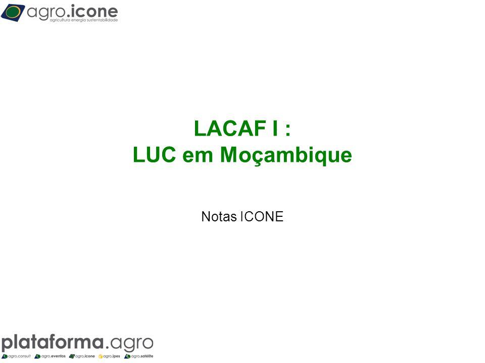 LACAF I : LUC em Moçambique