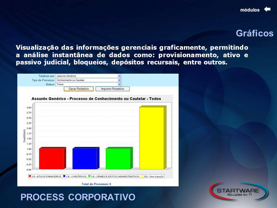 Gráficos PROCESS CORPORATIVO